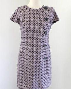 Ann Taylor perfect posh purple dress